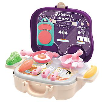 Children pretend role-playing toy set pretend game simulation game accessories