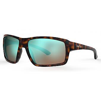 النظارات الشمسية Unisex Hookshot الاستقطاب مات البني / الأزرق