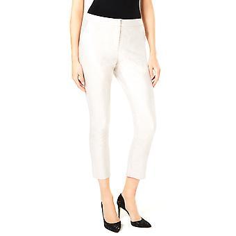 INC | Foil Crepe Skinny Pants
