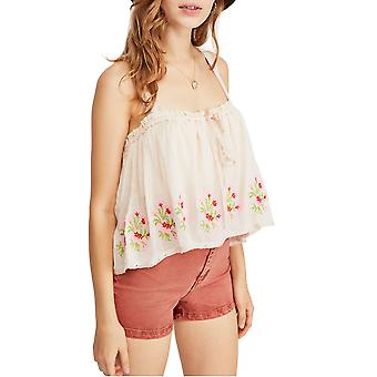 Free People | Golden Hour Embroidered Camisole