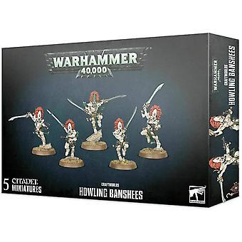 Taller de Juegos - Warhammer 40,000 - Craftworlds: Howling Banshees