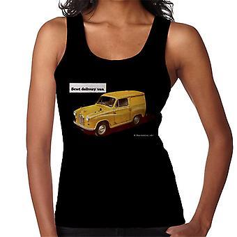 Austin 5cwt Delivery Van British Motor Heritage Women's Chaleco
