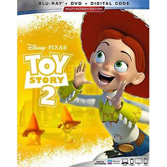 Toy Story 2 [Blu-ray] USA importar