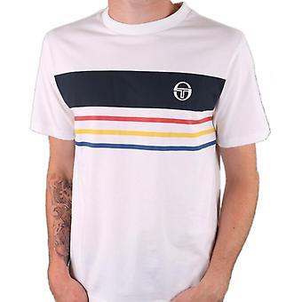 Sergio Tacchini Mayor T-Shirt White 98