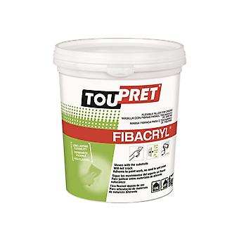 Toupret FIBACRYL® Flexible Filler 1kg