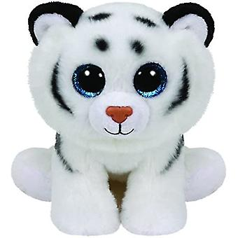 TY Beanie Buddy Tundra le tigre blanc 24 cm