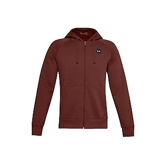 Under Armour Rival Fleece FZ Huppari 1357111-688 Miesten collegepaita