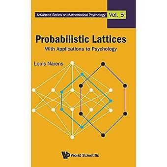 Probabilistic Kraty: Z aplikacji do psychologii (Advanced Series na psychologii matematycznej)