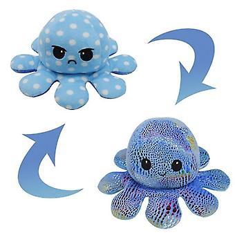 Reversible Cartoons Stuffed Plush Doll For Child Toy