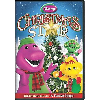 Barney: Christmas Star [DVD] USA import