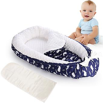 Removable Infant Baby Outdoor Crib Nest Bed Lounger Bassinet