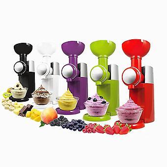 Electric Household Frozen Fruit Ice Cream Maker Machine