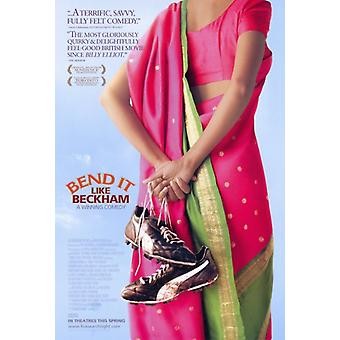 Bend It Like Beckham film Poster Print (27 x 40)