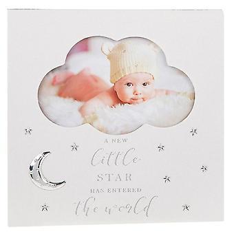 Little Star Baby Photo Frame 6x4