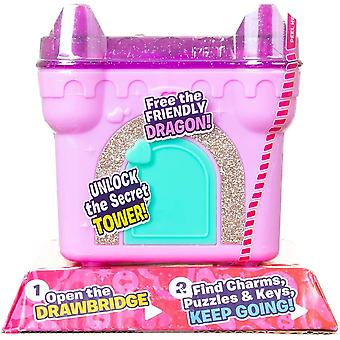 funlockets secret surprise princess castle jewellery and charms box with puzzles