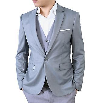 VESTE YANFAN Homme's Business Casual Suit Jacket