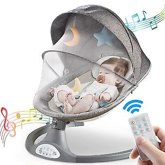 Sähköinen vauvan keinutuoli
