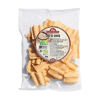 Quinoa chips 70 g