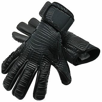 Precision Unisex Adult Elite 2.0 Blackout Goalkeeper Gloves