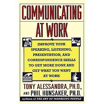 Communiceren op het werk