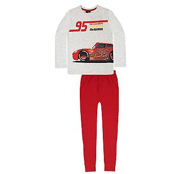 Disney Autos Kinder Pyjama set mcqueen car7754pyj