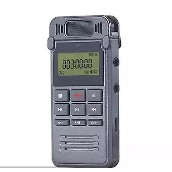 Sk-999 384kbps digital voice recorder recording activated dictaphone audio sound digital professional usb pcm mp3 music player