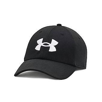 Под броней Блиц Мужской Регулируемый бейсболка Шляпа Черный