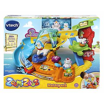 Vtech zoomizooz waterpark educational toy for children over 24 months and