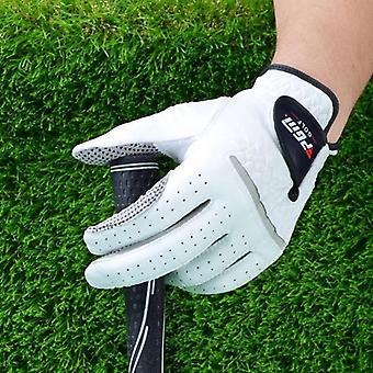 Anti-slip Granules Golf Handschoenen Golf Mannen