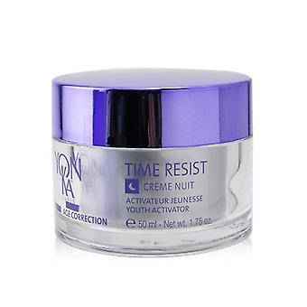 Yonka Age Correction Time Resist Creme Nuit With Plant-Based Stem Cells - Youth Activator - Anti-Fatigue, Smoothing 50ml/1.75oz