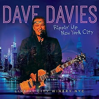 Dave Davies - Rippin Up New York City: Live at the City Winery [CD] USA import