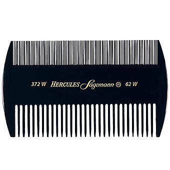 Hercules Sagemann Beard & Moustache Comb 3.5