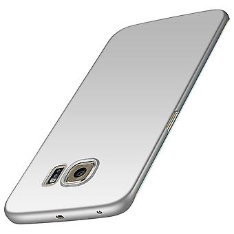 Ultra thin case for samsung s6 edge+ anti fall shockproof cover silver kc493