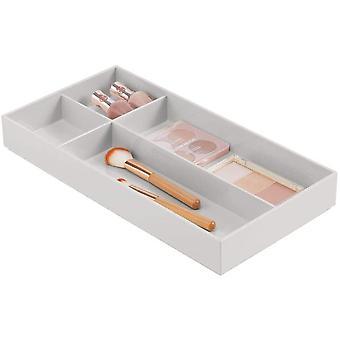 Wokex Kosmetik Organizer – praktische Aufbewahrungsbox mit 4 Fchern fr Lippenstift,