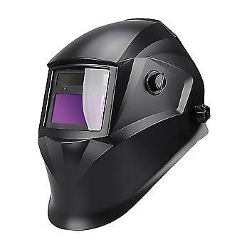 Automaattinen pimennys aurinkohitsauskypärä hitsaus maski/korkki