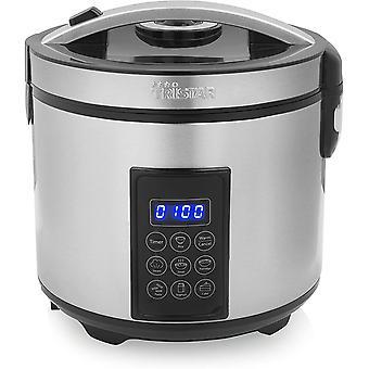 Wokex Reis- und Dampfgarer - 2,2 L Kapazität, 24 h Warmhaltefunktion, 7 Programm, Digitales