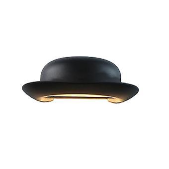מנורות קיר אלומיניום LED אור כובע בסגנון חדש