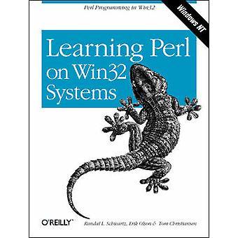 Apprentissage de Perl sur les systèmes Win32
