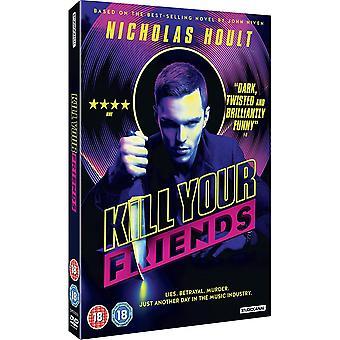 Kill Your Friends DVD