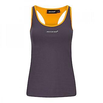 McLaren Mclaren F1 Racer Back T-shirt For Women