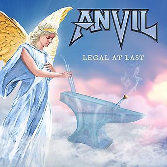 Anvil - Legal At Last Vinyl