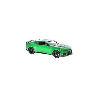 MotorMax - 2017 Chevrolet Camaro ZL1 - Metallic Green 1:24