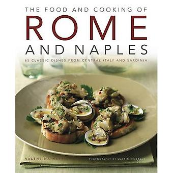 Food and Cooking of Rome and Naples by Harris & Valentina