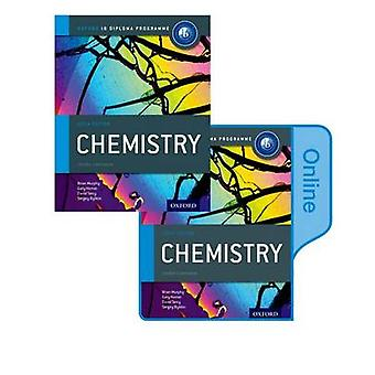 IB Chemistry Print and Online Course Book Pack Oxford IB Diploma Programme by Brian Murphy & Gary Horner & David Tarcy & Sergey Bylikin