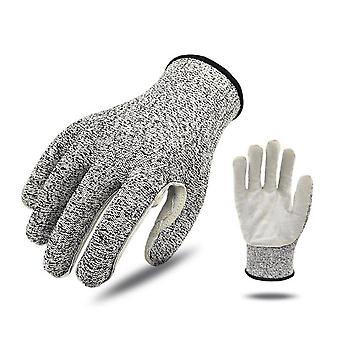Thickened Safety Gloves Level 5 Protection Anti Cut Gloves