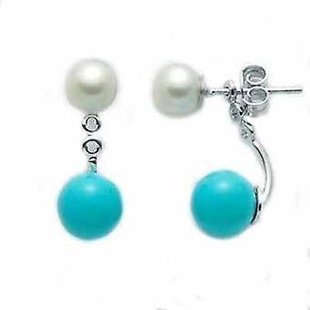 Miluna pearl earrings per2110