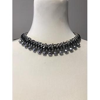 The Metal Choker Necklace