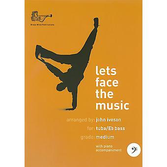 Lets Face the Music Eb Bass/Tuba Bass Clef (tuba/Eb Bass)