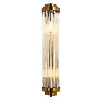 Golden Luxury europäische LED-Wandleuchte