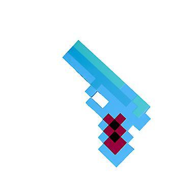 لعبة السيف المسحور ماين كرافت